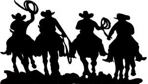 The Four Cowboys of the Apocalypse